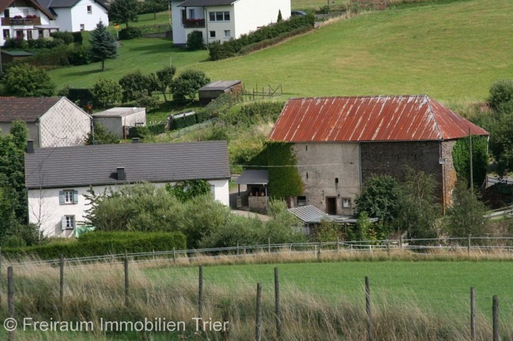 Mühle/ Wohnhaus Scheune